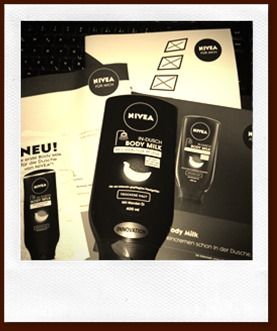 *Werbung* Produkttest Nivea In-Dusch Body Milk 8