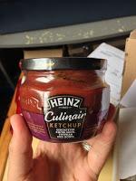 *Werbung* Produkttest Heinz Culinar Ketchup mit gerösteten Knoblauch, Thymian und Honig 1