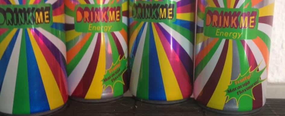 *Werbung* Produkttest DrinkMe Energy 48