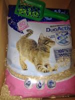*Werbung* Produkttest BioCats Duo Active Katzenstreu 45