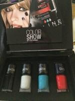 *Werbung* Produkttest Color Show Colorama Vinyl Nagellack 2