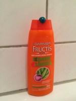 *Werbung* Produkttest Garnier Fructis Wunder- Öl & Schadenlöscher Shampoo 3