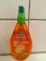 *Werbung* Produkttest Garnier Fructis Wunder- Öl & Schadenlöscher Shampoo 2