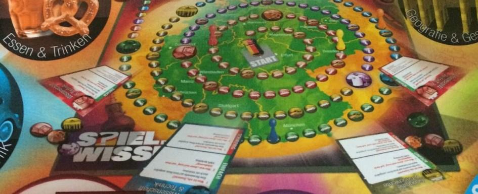 *Werbung* Produkttest Spiel des Wissens Planet Deutschland Edition 1