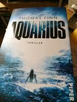 Rezension Aquarius von Thomas Finn 2