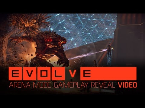 *News* kostenloser Arena Modus für Evolve 1
