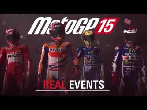 *News* MotoGP15 bestätigt Real Events 2014 Spielmodus 1