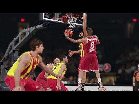 *News* NBA2K15 ist nun auf dem neusten Stand für die Final Four Euroleague 1