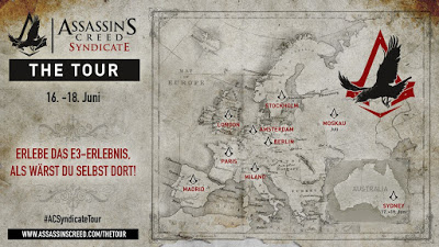 *News* Assassin`s Creed Syndicate Tour 1