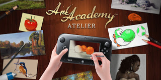 *Rezension* Art Academy Atelier Wii-U 1