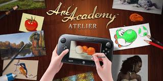 *Rezension* Art Academy Atelier Wii-U 19