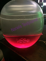 *Werbung* Produkttest Veet Sparwax Elektrisches Warmwachs-Set 1