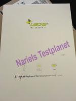 *Werbung* Produkttest Leicke Sharon Bluetooth Tastatur 1