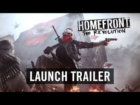 *News* Homefront The Revolution Release 1
