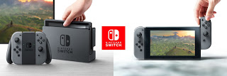 *News* Die Nintendo Switch startet am 3.März 2017 1