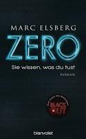 Rezension Marc Elsberg: ZERO. Sie wissen, was du tust 2