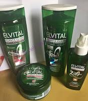 Werbung: Produkttest Loreal Elvital Planta Clear Set 2
