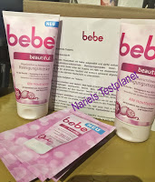 Werbung: Produkttest Bebe Beautiful Reinigungsmaske 1