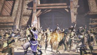 *News* Dynasty Warriors 9 erscheint auf der Xbox One und auf der Playstation 4 3