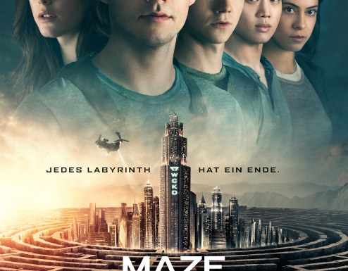 *Kritik* Maze Runners 3:  Die Auserwählten in der Todeszone 3
