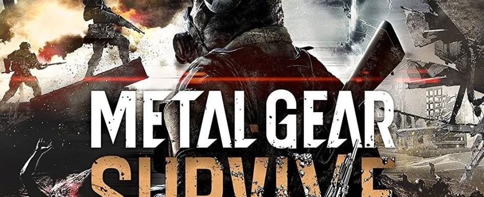 *Rezension* Metal Gear Survive 9