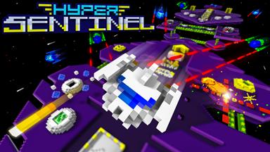 *News*  Hyper Sentinel der Pixel-Arcade-Shooter 5