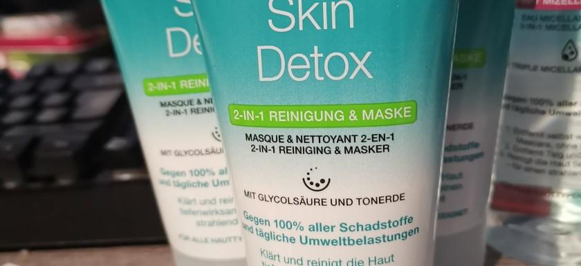 Neutrogena Skin Detox *Produkttest* 1
