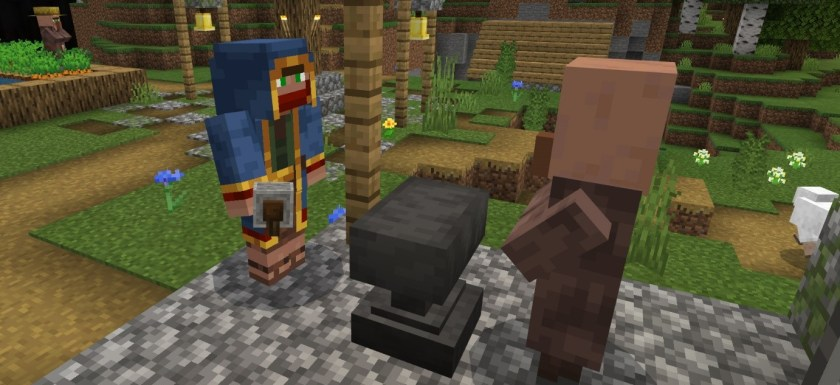 *News* Minecraft: Village & Pillage-Update 1