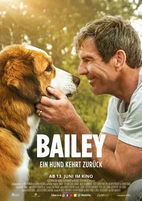 Bailey - Ein Hund kehrt zurück (2019) unsere Meinung zum Film 2