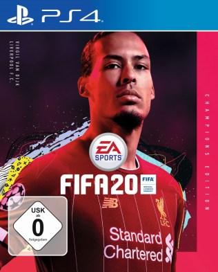 Fifa 20 hat seine Cover-Helden *News* 1