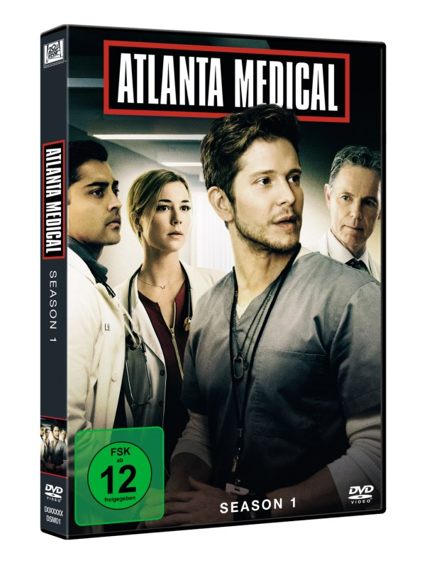 Atlanta Medical Staffel 1 *Rezension* 2