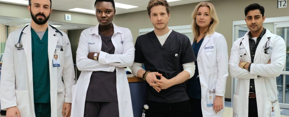 Atlanta Medical Staffel 1 *Rezension* 7
