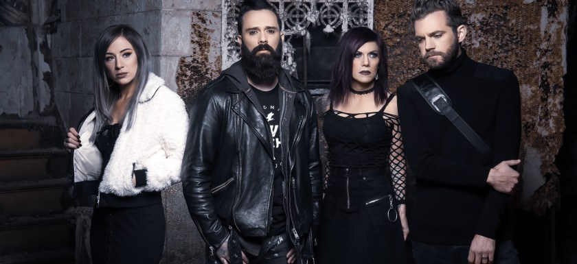 Skillet Victorious Tour 2019 *Event Empfehlung* 4