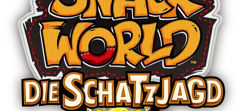 Snack World: Die Schatzjagd – Gold serviert schmackhafte Abenteuer auf Nintendo Switch 1