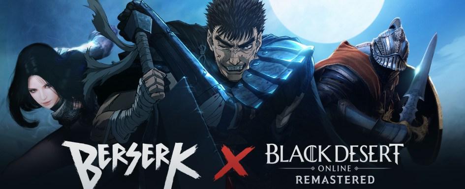 Berserk x Black Desert Online: Crossover-Event gestartet *News* 5