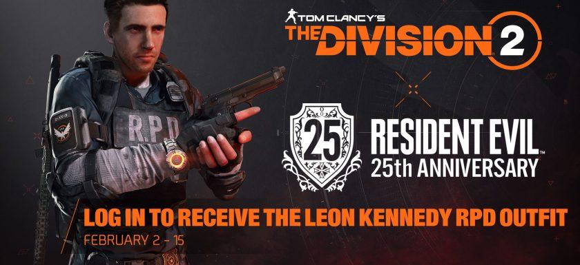 Crossover-Event für The Division 2 und Resident Evil 3