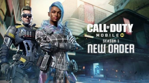 Call of Duty Mobile Season 1 Logo