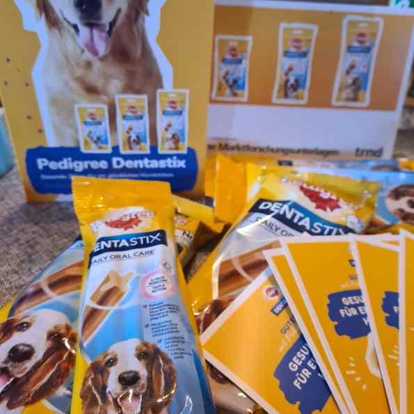 Pedigree Dentastix für mittlere Hunde *Produkttest* 2