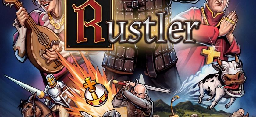 Chaos im Mittelalter: Rustler erscheint am 31. August *News* 4