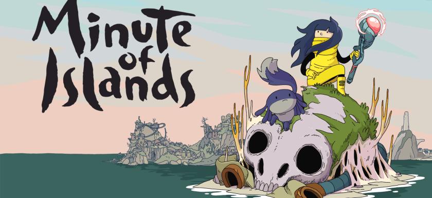 Minute of Islands Logo