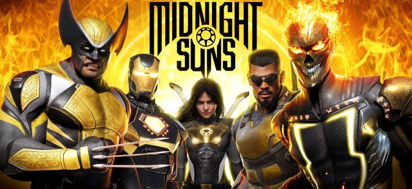 Marvels Midnight Suns KeyArt