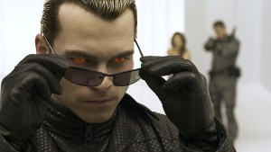 Resident Evil Afterlife - Albert Wesker