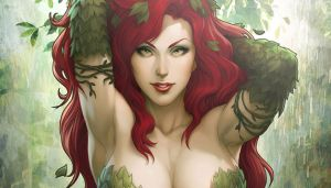 Poison Ivy - Batman