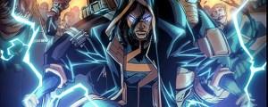 DC Comics - Static