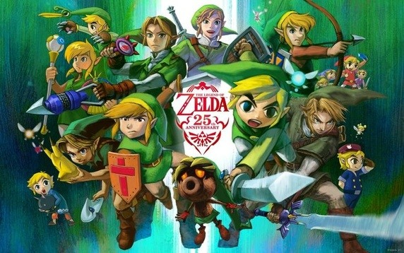 Top 10 Incarnations of Link
