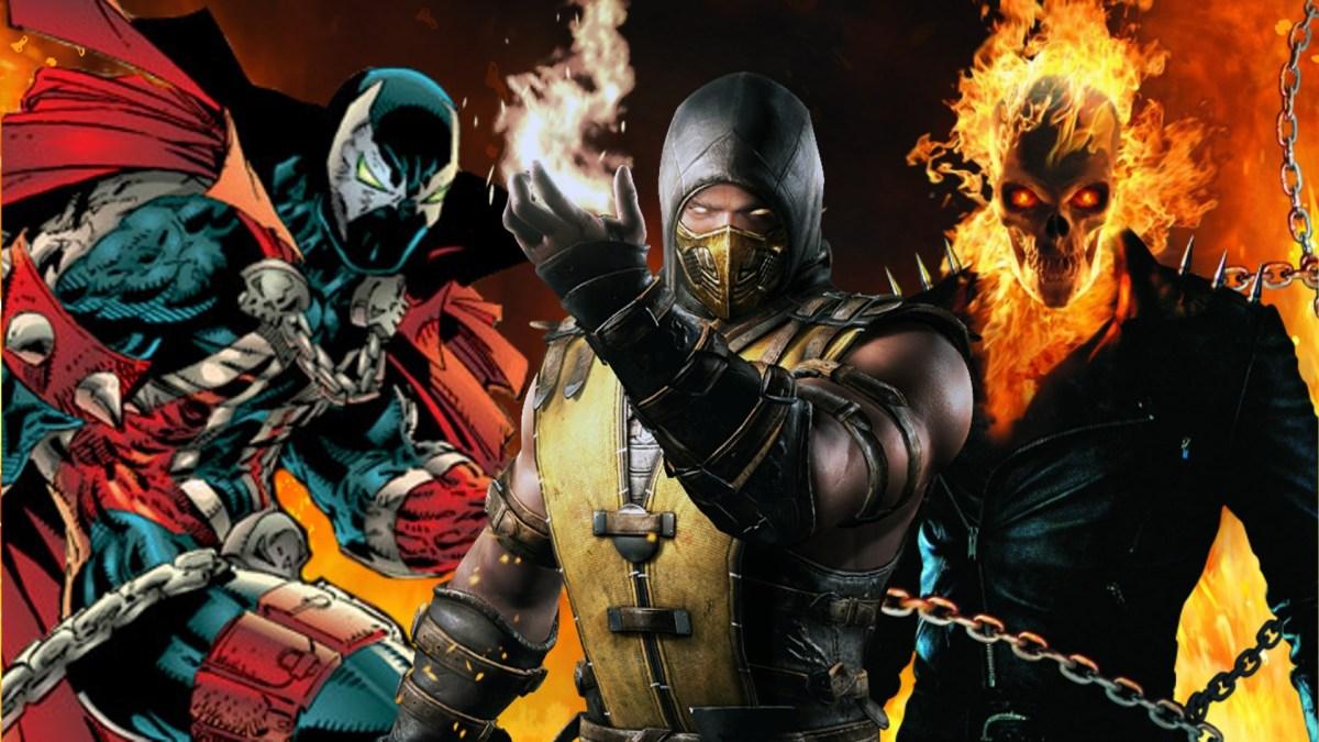 Poll: Scorpion vs. Spawn vs. Ghost Rider – Narik Chase