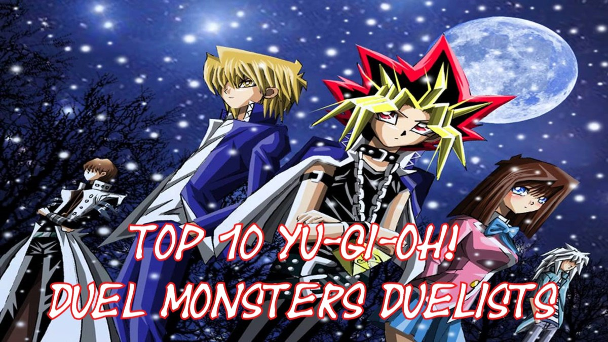 Top 10 Yu-Gi-Oh! Duel Monsters Duelists