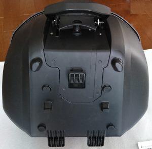 ユーロヤマハトップケース 39L Q5KYSK069P01 裏