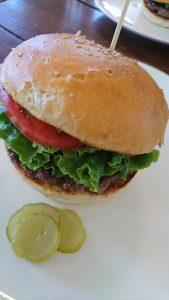 ハンバーガー単品