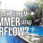 Skimmer atau overflow